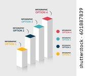timeline infographics design... | Shutterstock .eps vector #601887839