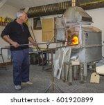 murano  italy   november 2 ... | Shutterstock . vector #601920899