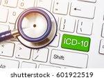 international  classification... | Shutterstock . vector #601922519