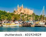 Spain  Palma De Majorca Port...