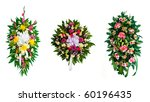Collection Of Arranged Flower...