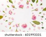 flower. | Shutterstock . vector #601993331