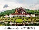 thailand culture   Shutterstock . vector #602002979
