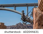 Hoover Dam High Scaler.  Joe...