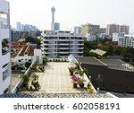 pattaya  thailand  january 07.... | Shutterstock . vector #602058191