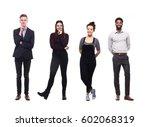 group of people | Shutterstock . vector #602068319
