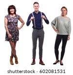 group of people | Shutterstock . vector #602081531