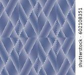 vector seamless pattern ... | Shutterstock .eps vector #602108351