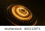 science fiction futuristic 3d... | Shutterstock . vector #602112071