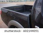 Black Pickup Truck Elements