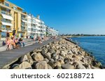 malmo  sweden   june 05  2011 ... | Shutterstock . vector #602188721