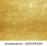 Shiny Yellow Leaf Gold Foil...