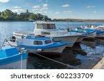 sozopol  bulgaria   july 12 ... | Shutterstock . vector #602233709