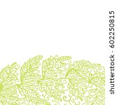 beautiful nature background.... | Shutterstock .eps vector #602250815