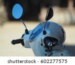 motorcycle | Shutterstock . vector #602277575