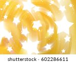abstract gold background.... | Shutterstock . vector #602286611