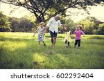 family generations parenting... | Shutterstock . vector #602292404