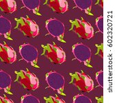 illustration of a pattern with... | Shutterstock .eps vector #602320721