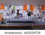 otago university   new zealand  ... | Shutterstock . vector #602324729