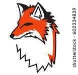 firefox for logo | Shutterstock .eps vector #602334839