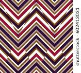 geometric seamless pattern.... | Shutterstock .eps vector #602413031