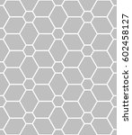 repeating geometric tiles with... | Shutterstock . vector #602458127