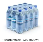 Pet Packed Bottled Water In...