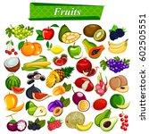 illustration of fresh and... | Shutterstock .eps vector #602505551