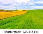Agriculture Farm Field Landscape