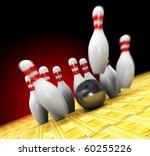 abstract 3d illustration of... | Shutterstock . vector #60255226