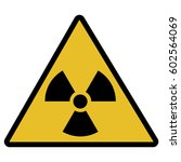 Vector Illustration Toxic Sign...