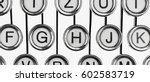 Small photo of a typewriter keyboard