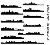 Collection Of Cities Skyline I...