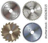vector circular saw | Shutterstock .eps vector #602628215