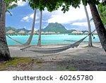 relax at bora bora   Shutterstock . vector #60265780
