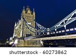Hdr Picture Of London\'s Tower...