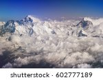Himalaya Mountains Summits ...