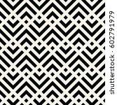 geometric boho minimal graphic... | Shutterstock .eps vector #602791979