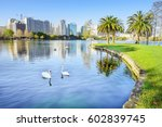 Orlando. Located In Lake Eola...