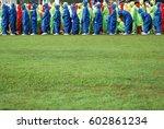 kuala lumpur  malaysia   31st... | Shutterstock . vector #602861234