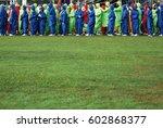 kuala lumpur  malaysia   31st... | Shutterstock . vector #602868377