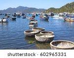 binh ba island  cam ranh bay ... | Shutterstock . vector #602965331