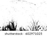grunge black and white urban... | Shutterstock .eps vector #602971025