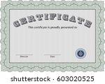 vector illustration of sample... | Shutterstock .eps vector #603020525