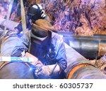 workers  welders  repair  ... | Shutterstock . vector #60305737