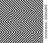 vector seamless pattern.... | Shutterstock .eps vector #603061805