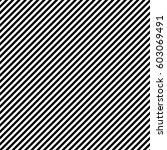 diagonal lines seamless black... | Shutterstock .eps vector #603069491