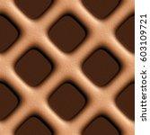 brown skin illustrations  3d... | Shutterstock . vector #603109721