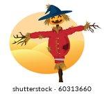 Scarecrow Cartoons For...