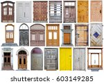 Modern Wooden Street Doors In...